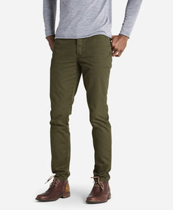 Classic 5 Pocket Pant - Field Green