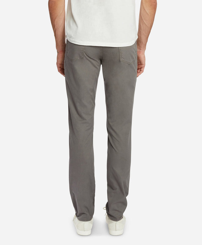 Classic 5 Pocket Pant - Medium Grey