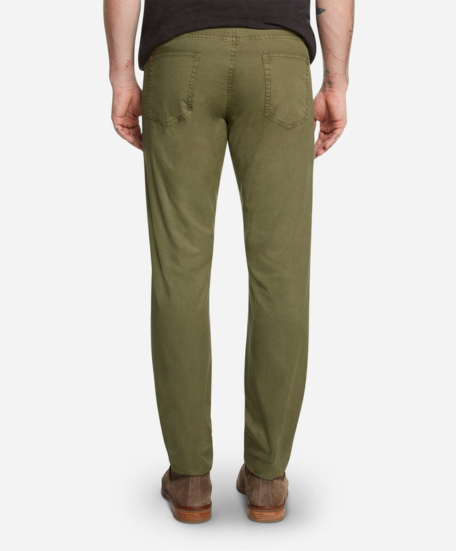 Classic 5 Pocket Pant - Sprig