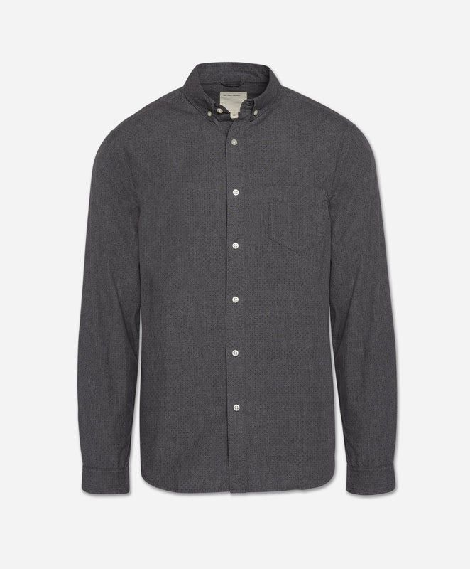 Constellation Shirt - Heather Charcoal