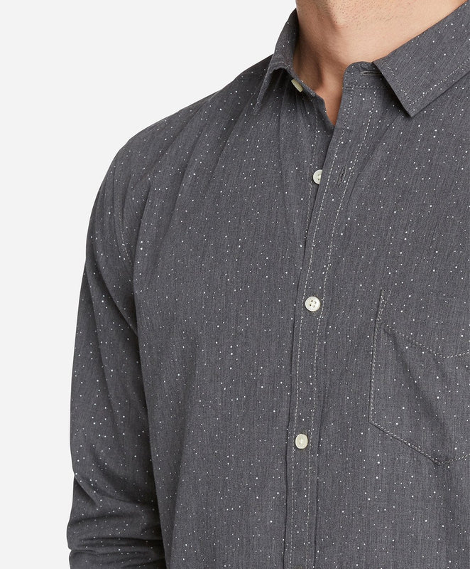 Cosmic Shirt - Heather Charcoal