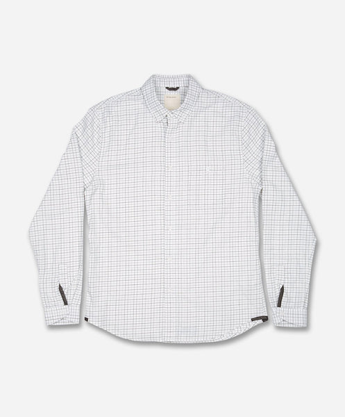 Cove Shirt - White