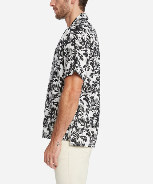 Cozumel Short Sleeve Shirt - White