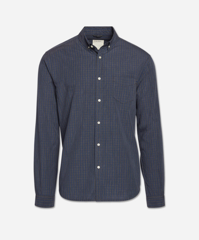 Das 2.0 Checked Shirt - Blue Blood