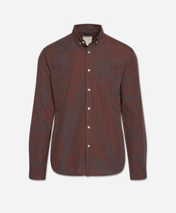 Das 2.0 Checked Shirt - Pigskin