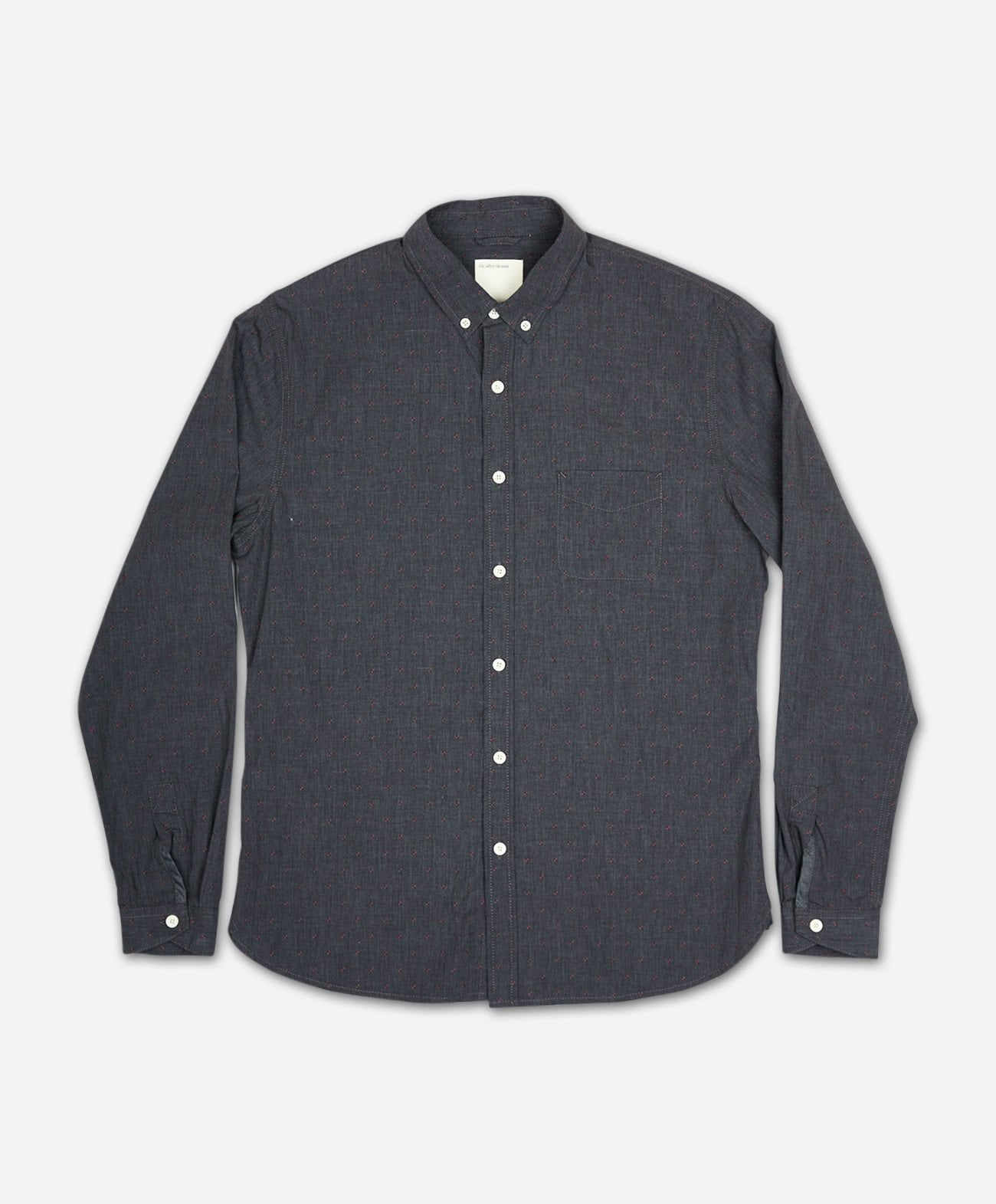 Deadwood Shirt - Heather Charcoal