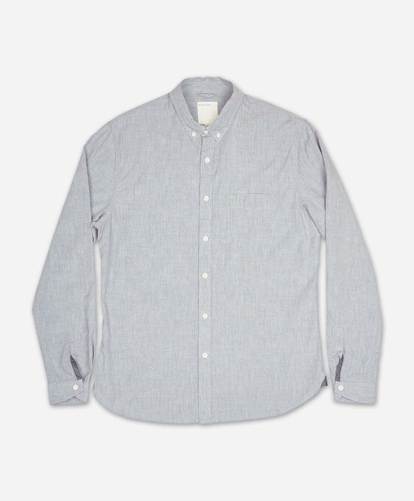Deadwood Shirt - Heather Grey