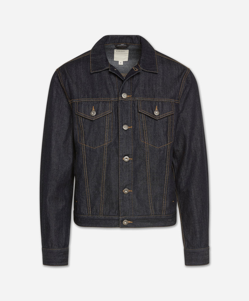 Denim Jacket - Indigo