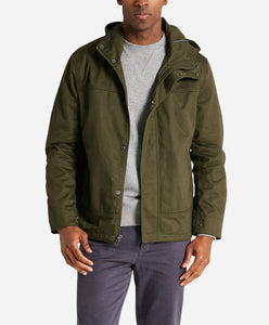 Dockland Jacket - Field Green