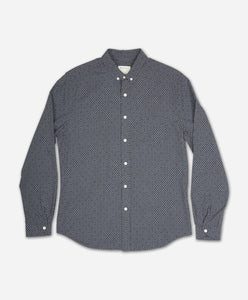 Dot Com Shirt - Heather Grey