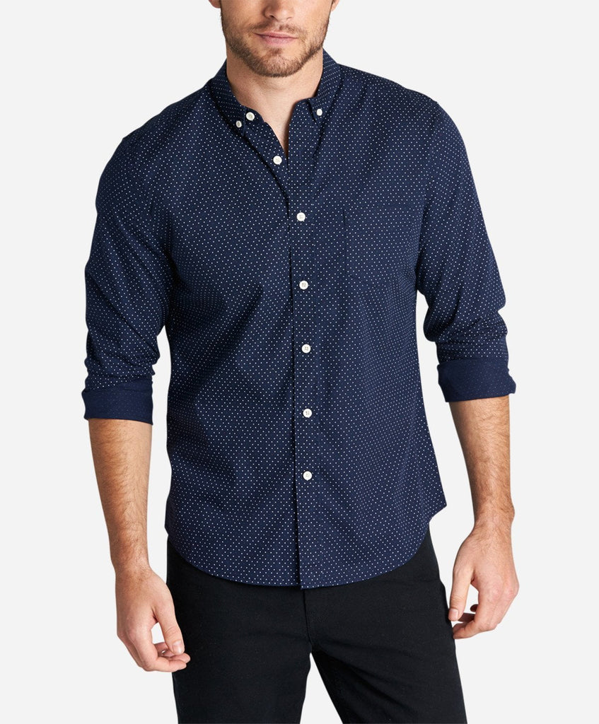 Dot Com Shirt - Navy