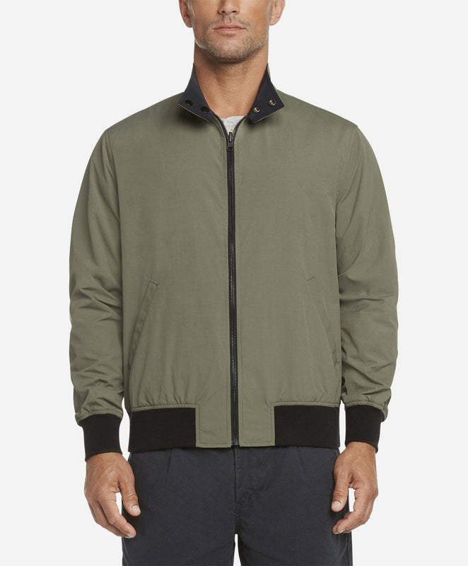 Double Bay Reversible Jacket - Olive