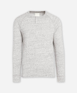 Eagle Rock Henley - Heather White