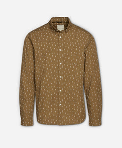 Evergreen Shirt - Golden Olive