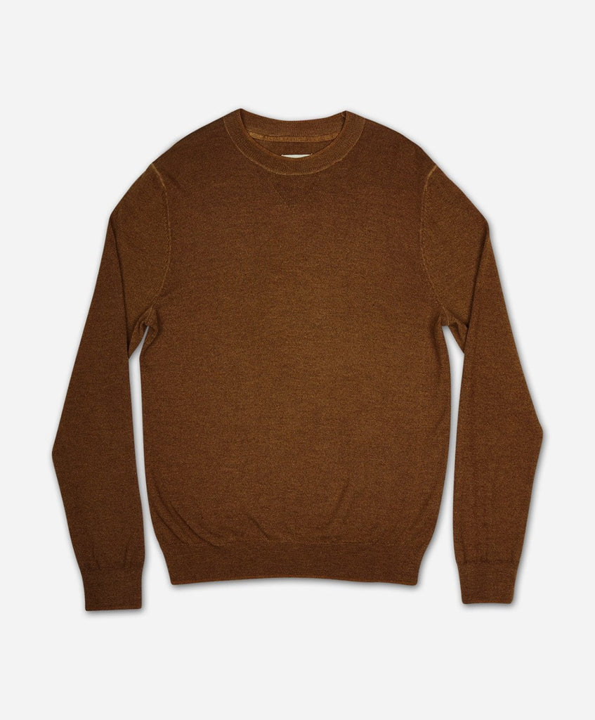 Flemming Crew - Dark Chestnut