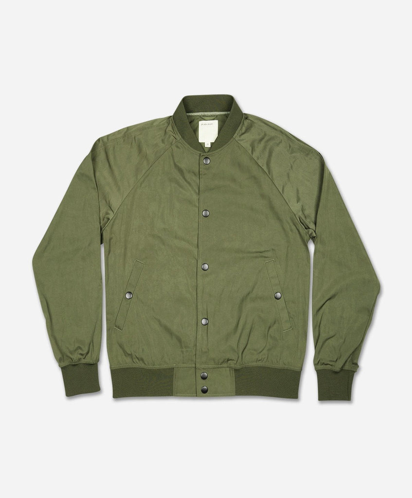 Flight Jacket - Olive Drab
