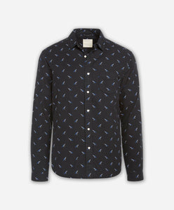 Fly Fishing Shirt - Black