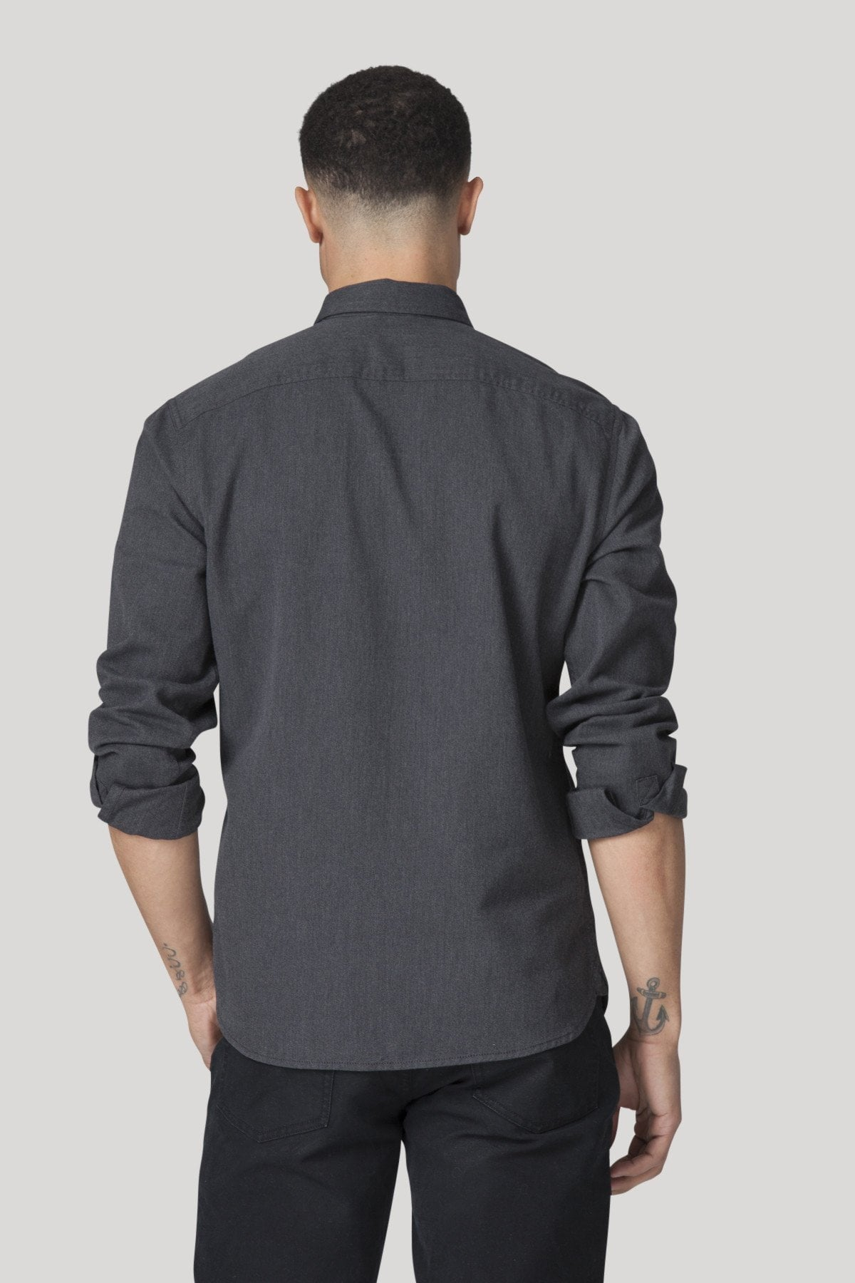 Greenlight Shirt - Heather Charcoal