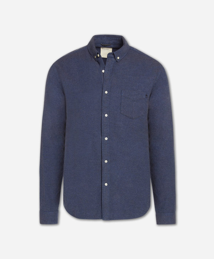 Greenpoint Flannel Shirt - Blue Jay