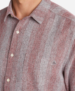 Grimm Flannel Shirt - Wildberry
