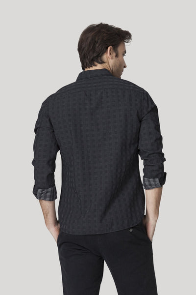 Gunnar Shirt - Black