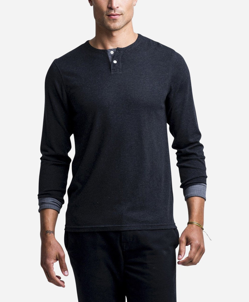Hachiko Henley - Heather Black