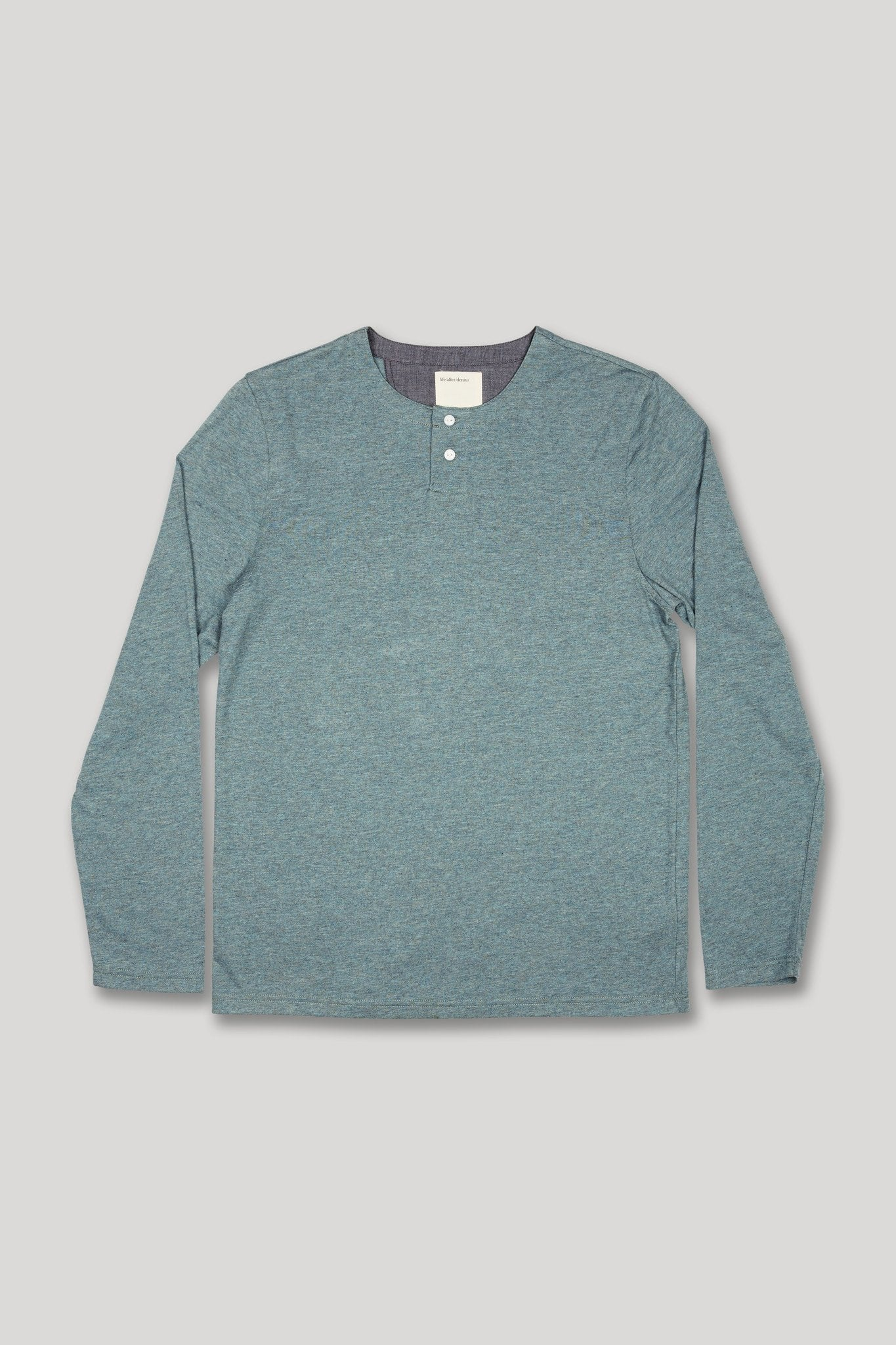 Hachiko Henley - Heather Patina
