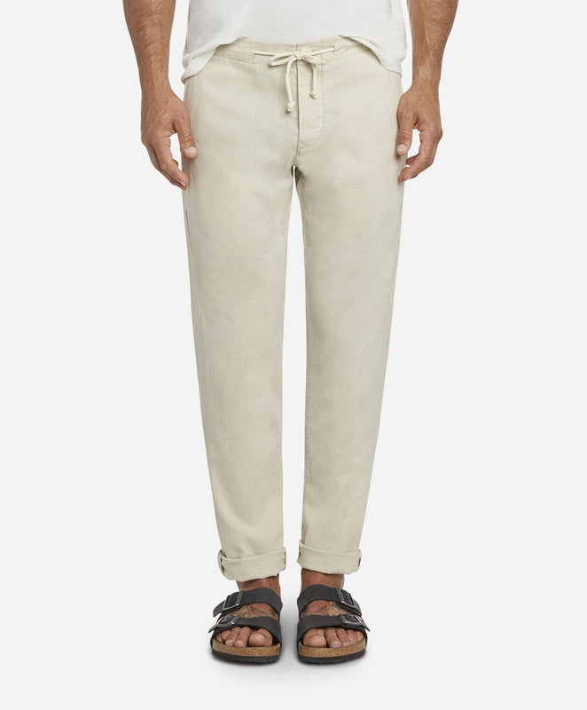 Harbor Linen Pant - Birch