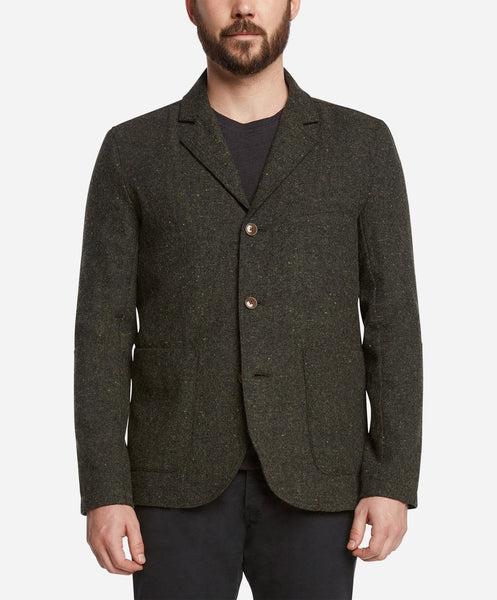 Hunting Coat - Dark Field Green