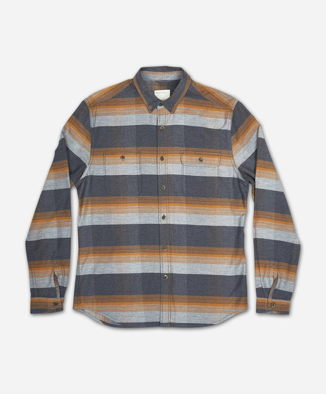 Inland Empire Shirt - Heather Charcoal