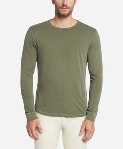 Long Sleeve Tee - Olive