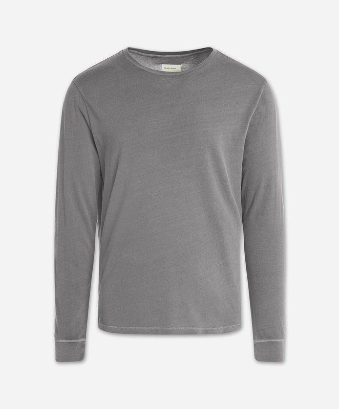 Long Sleeve Tee - Medium Grey