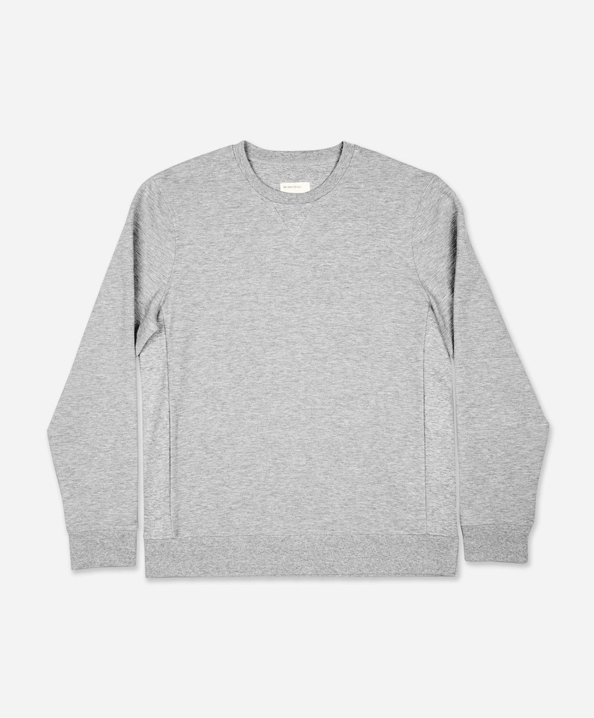 Lacrosse Crew - Heather Grey