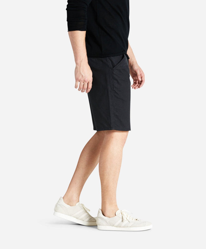 Linen Maldives Short - Black