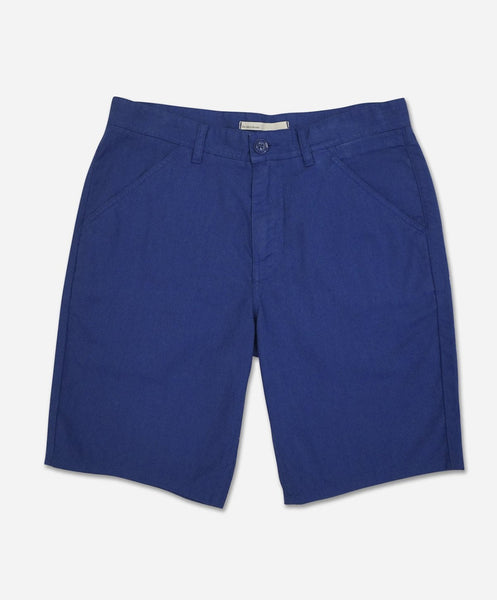 Linen Maldives Short - Blue Marine