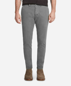 Weekend Chino - Medium Grey