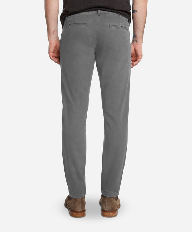 "Long Weekend Chino (35.5"" inseam) - Medium Grey"