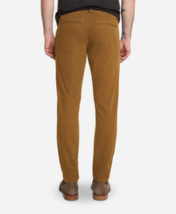 "Long Weekend Chino (35.5"" inseam) - Tigers Eye"