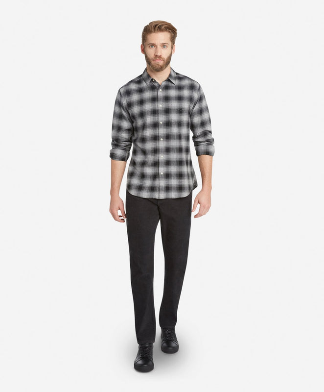 Lumberjack Shirt - Heather Grey