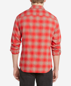 Lumberjack Shirt - Red Booth