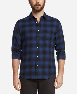 Lumberjack Flannel Shirt - Blue Jay