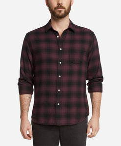 Lumberjack Flannel Shirt - Little Burgundy