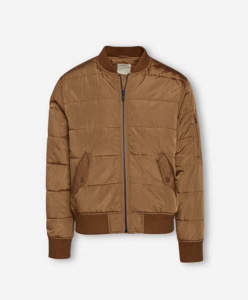 M1 Bomber Jacket - Golden Olive