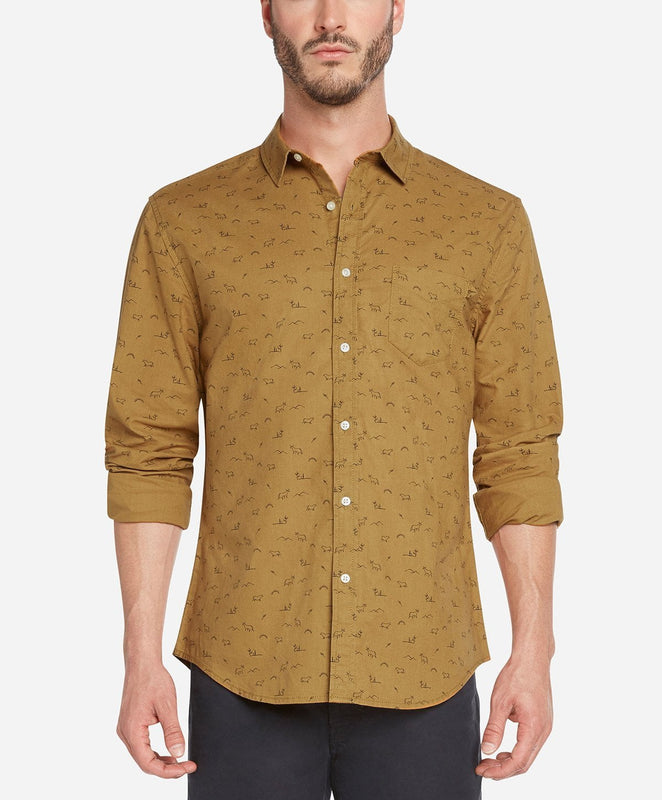 Man Cave Shirt - Tigers Eye