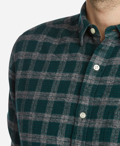 Marylebone Check Shirt - Covent Garden