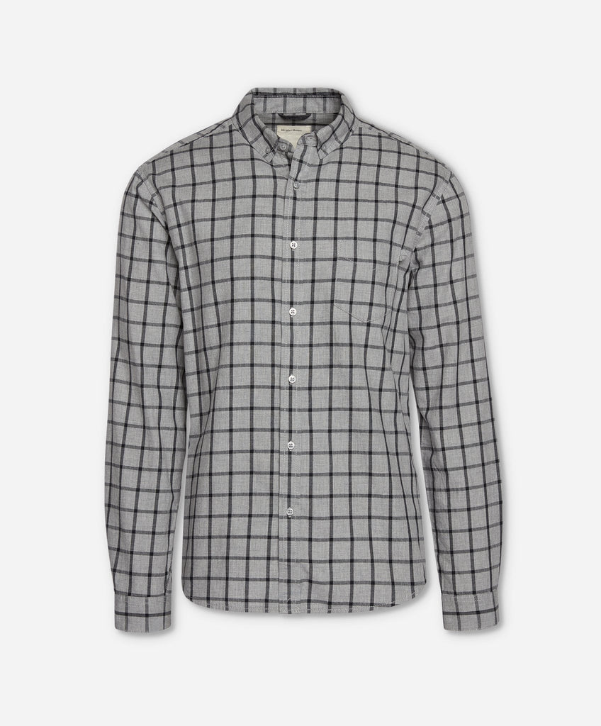 Matrix Shirt - Heather Grey