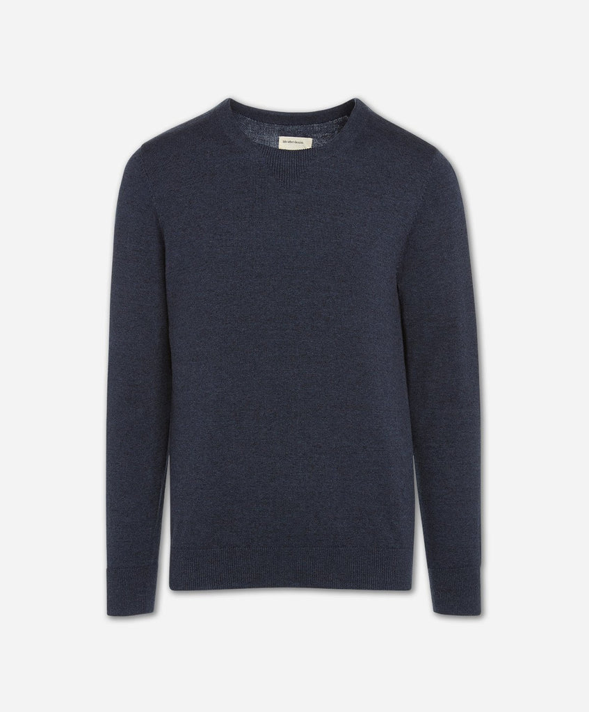 McGill Crew - Heather Navy