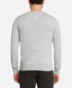 McGill Crew - Light Heather Grey