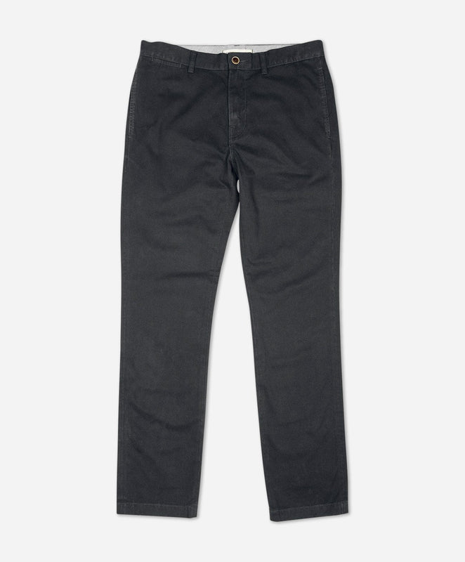 Modern Fit Chino - Black