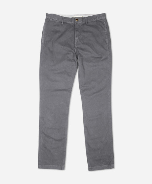 Modern Fit Chino - New Grey
